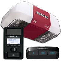 Liftmaster Garage Door Opener With Remote